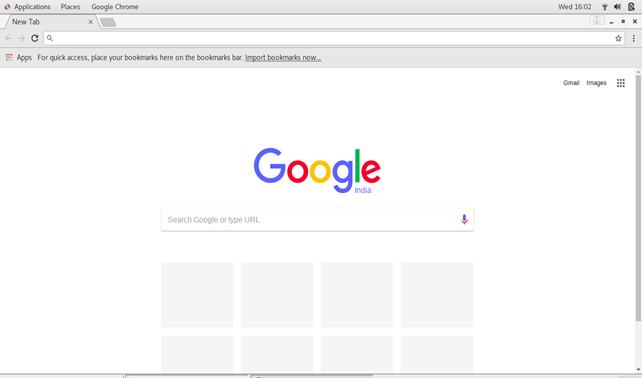 install google chrome app