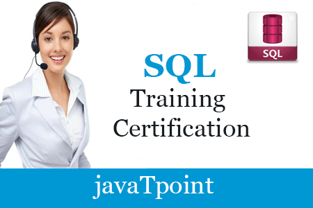 learn sql tutorial javatpoint