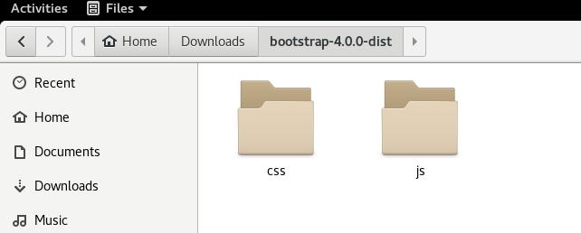 Django with Bootstrap