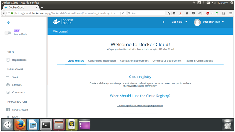Docker Cloud 1