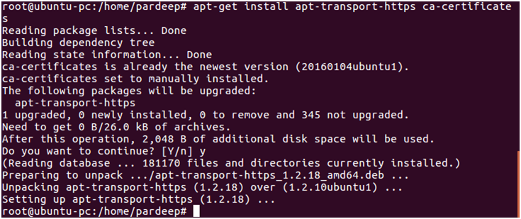 Docker Installation 2