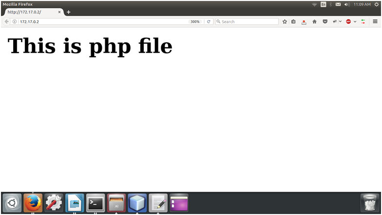 Docker Php application 6
