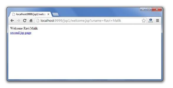 JSP pageContext implicit object - javatpoint