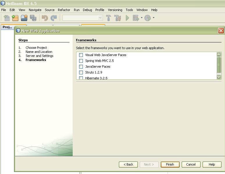 How to create Servlet in netbeans IDE - javatpoint