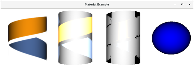 Java 3d cylinder example