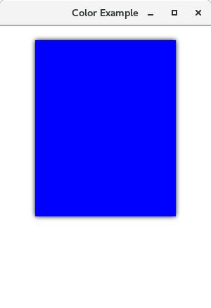 JavaFX Color - javatpoint