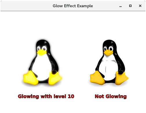 تعلم JavaFx ..مقال31_ التعامل مع المؤثرات البصرية JavaFX - Effects Javafx-glow-effect