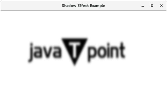 تعلم JavaFx ..مقال31_ التعامل مع المؤثرات البصرية JavaFX - Effects Javafx-shadow-effect
