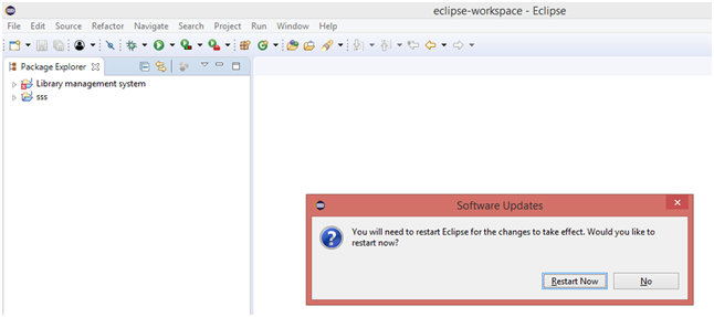 JavaFX with Eclipse updates released installed terms and conditions 2