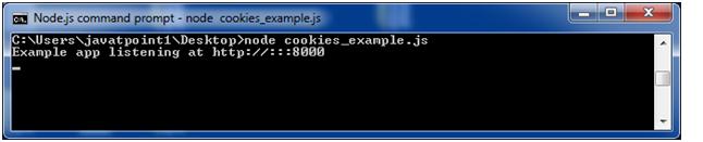 ExpressJs cookies 2