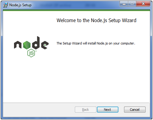 Install Node.js 3