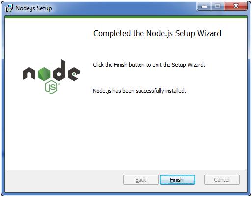 Install Node.js 9