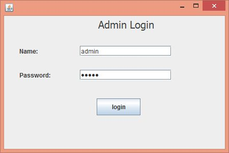 Fee Report Student Management System In Java Project