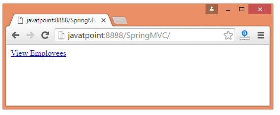 spring mvc pagination output1